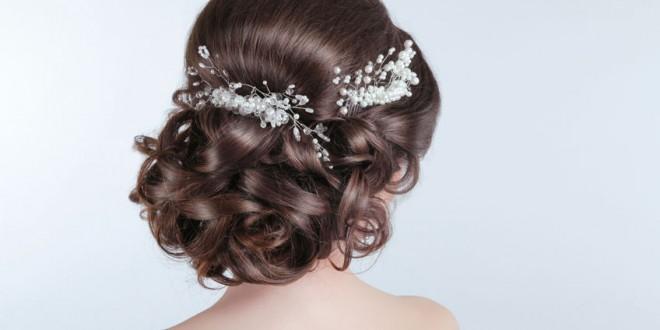 Haargesteck Braut